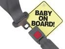 Toronto Airport Limo Baby on Board Infant Booster Toddler Car Seat Service